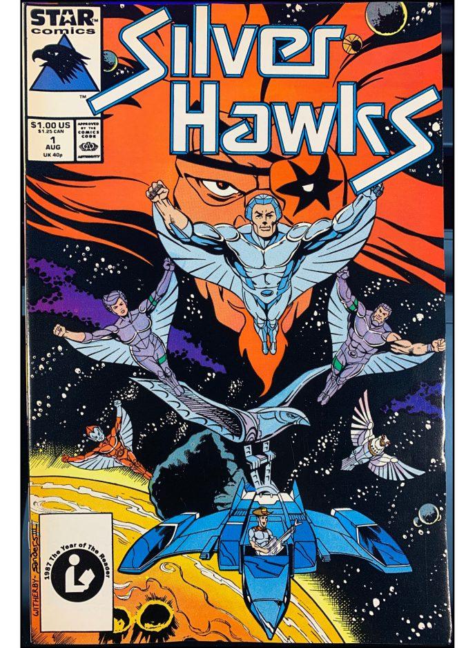 Silver Hawks #1