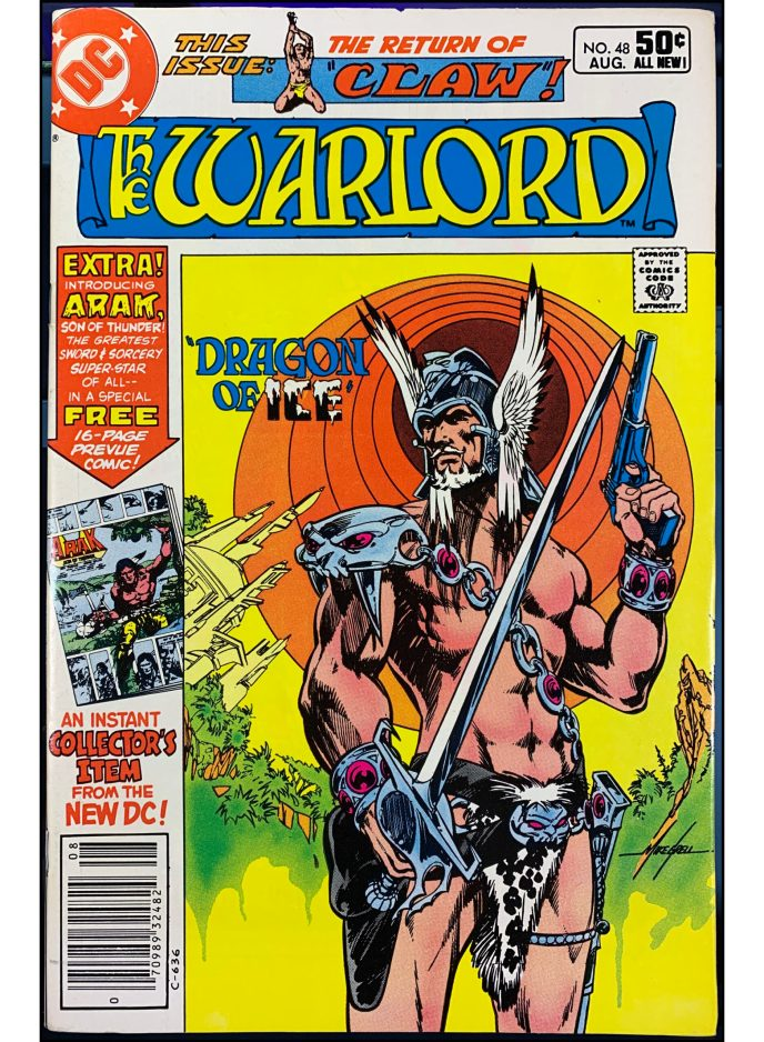 The Warlord #48