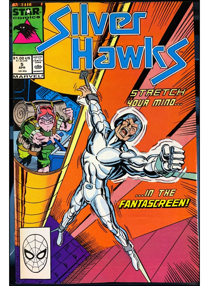 Silver Hawks #5
