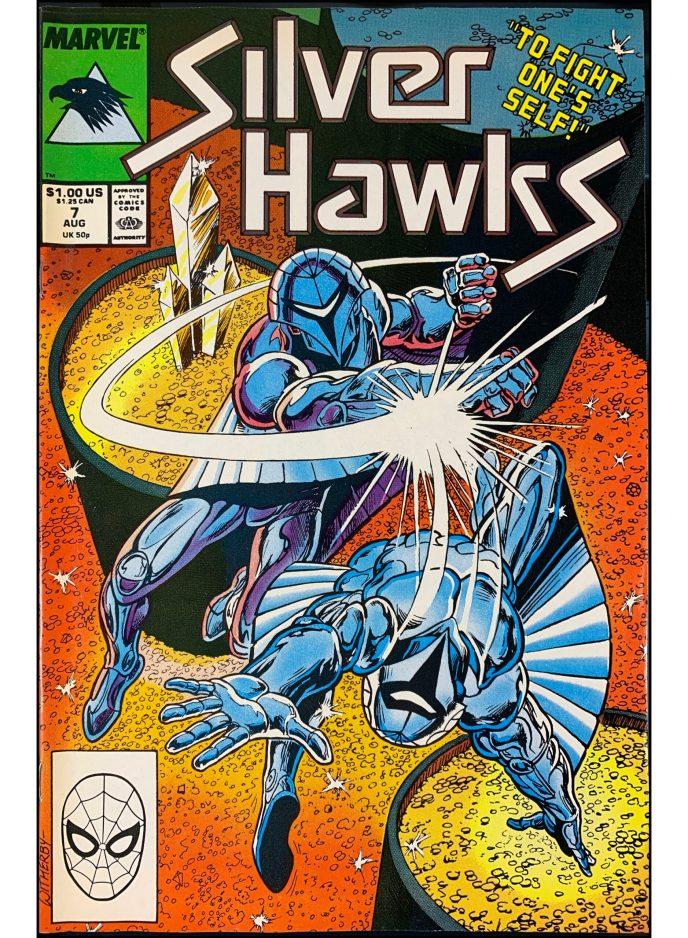 Silver Hawks #7