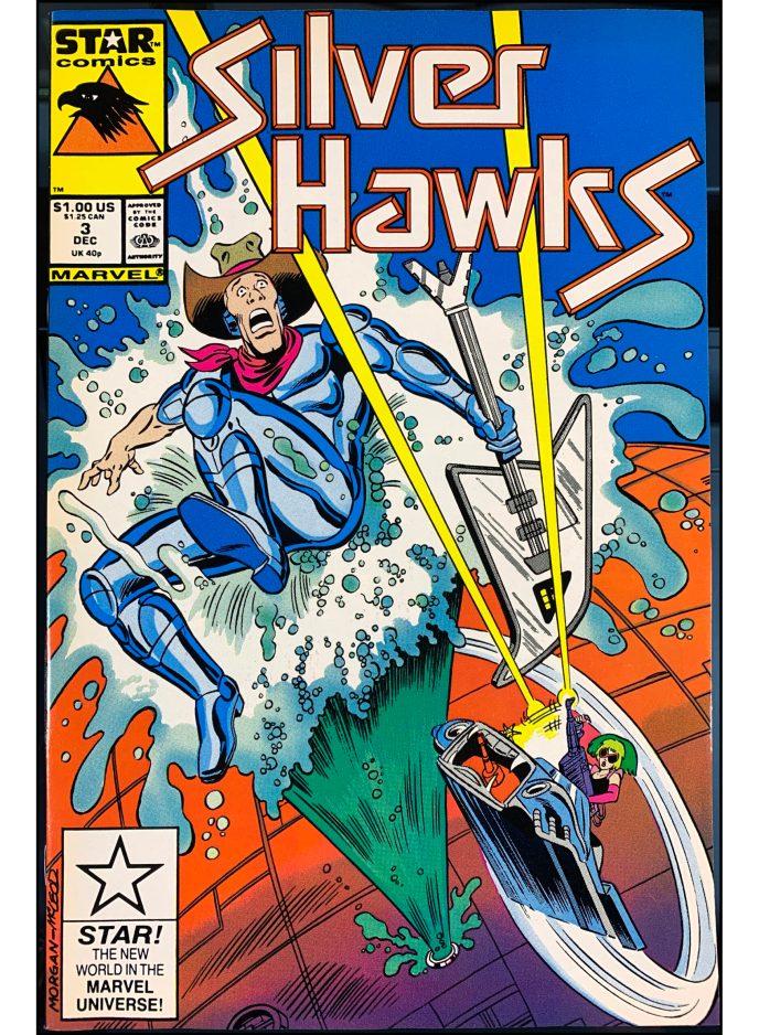 Silver Hawks #3