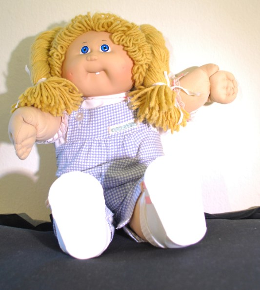 80s Cabbage Patch Kid