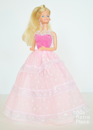 80s Dream Glow Barbie | 80sretroplace.wordpress.com