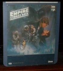 Empire Strikes Back Videodisc from the 80s   80sretroplace.wordpress.com