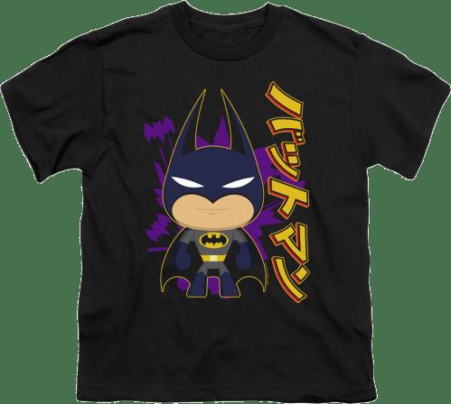 youth chibi batman shirt