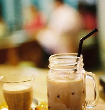 Vegan Low Sugar Café Mocha
