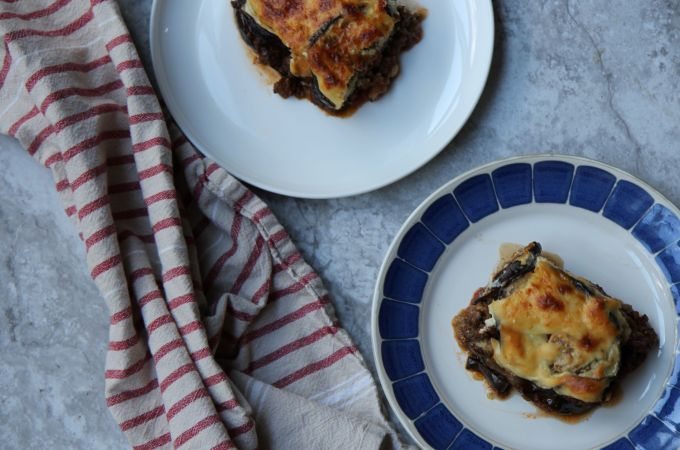 Mouthwatering Moussaka (Eggplant Casserole) – Keto, Low Carb and Gluten-Free