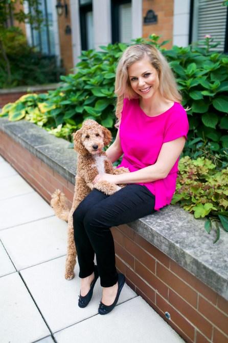 Christy Brissette MS RD media registered dietitian nutritionist in Chicago - President of 80 Twenty Nutrition - nutrition writer speaker recipe developer influencer