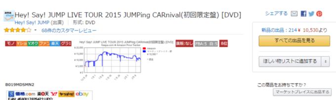 FireShot Capture 2 - Amazon.co.jp I Hey! Say! JUMP LIVE TOU_ - http___www.amazon.co.jp_dp_B019MDSMN2