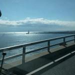 東京ゲートブリッヂ【東京湾岸道から見る東京湾】