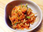 [レシピ]おつまみにぴったり!「こくうまキムチ」がまろやかシャキッとキムチになる簡単キムチレシピ!