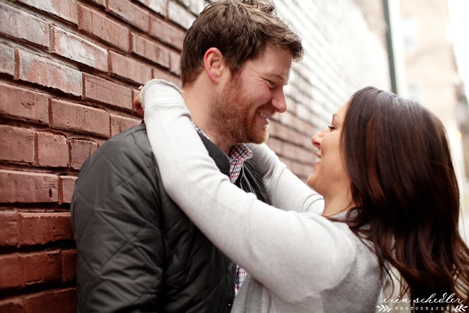 Jenny + Ryan | Fremont Engagement Session