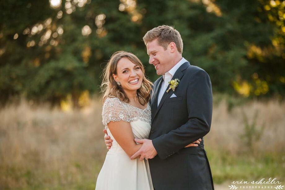 Montana + Dan   Vashon Island Wedding Photography at Old Chaser Farm