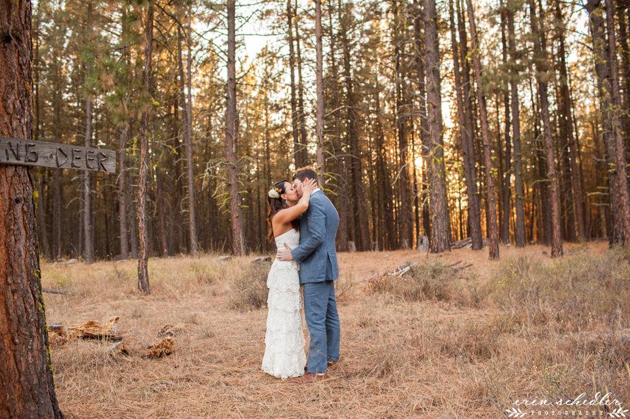 Jenny + Ryan // Cle Elum Wedding at Flying Horseshoe Ranch