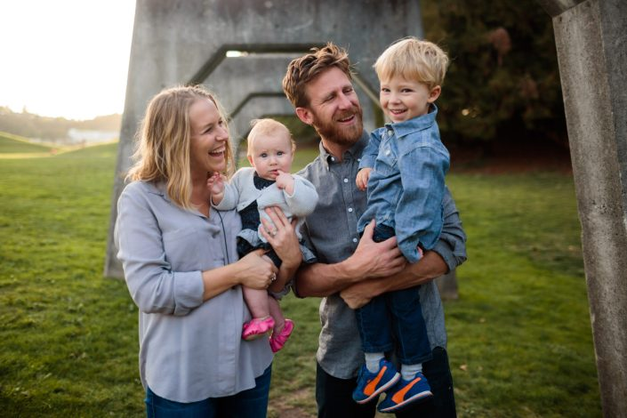 gasworks park family photography