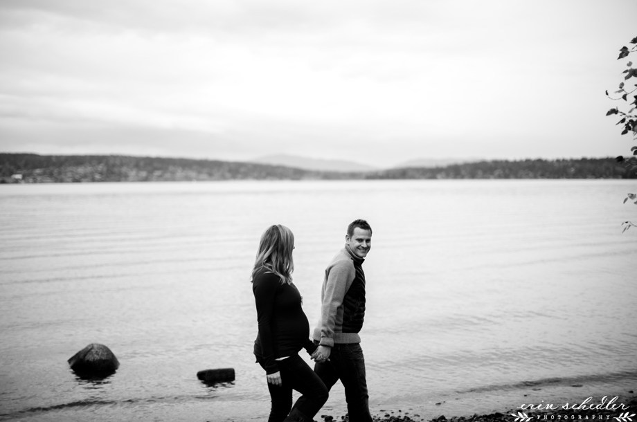 Seattle Maternity Session / Newborn Photography
