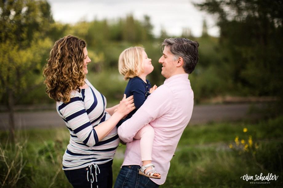 Magnuson Maternity Shoot / Seattle Newborn Photography