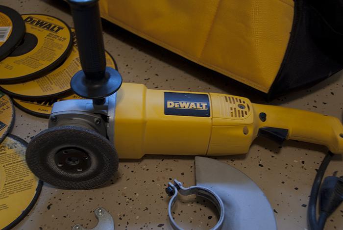 Dewalt D51275 Nail Gun