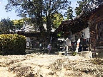 四国遍路八十八第14番常楽寺