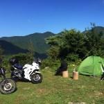 岳人の森キャンプ場