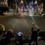 香川県高松市の夜