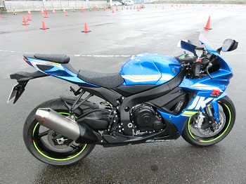 スズキGSX-R750