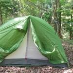 ダンロップのテント