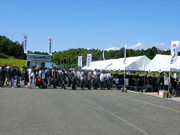 スズキ ファンRIDEフェスタ ・鈴鹿ツインサーキット2017