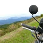 バイクの立ちゴケ後の影響