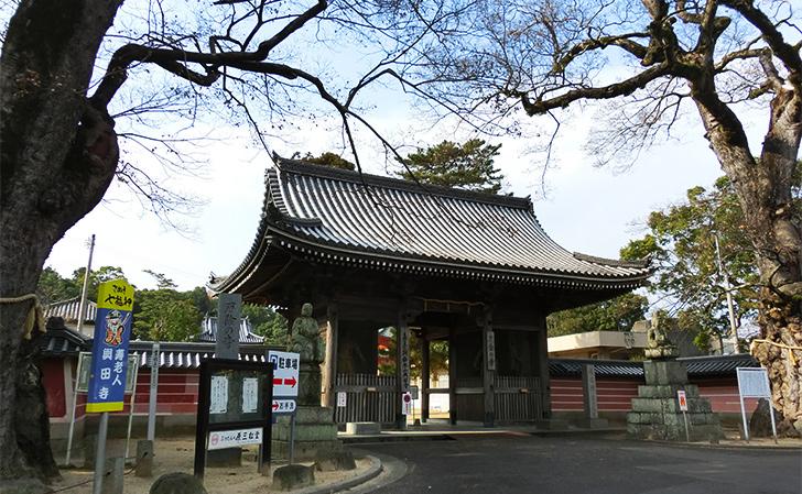 東かがわ・與田寺