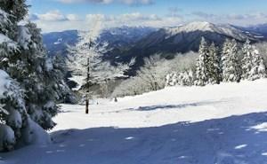 鳥取・花見山スキー場