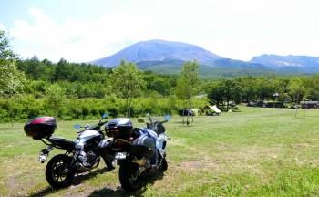 ASAMA Park Field(浅間園オートキャンプ場)