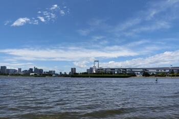 東京・お台場海浜公園