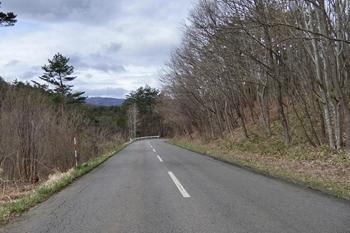 八戸川内大規模林道