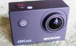 MUSON(ムソン) スポーツカメラ/M10
