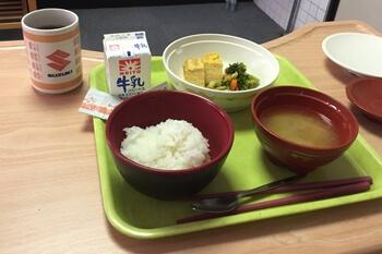 3日目・朝食