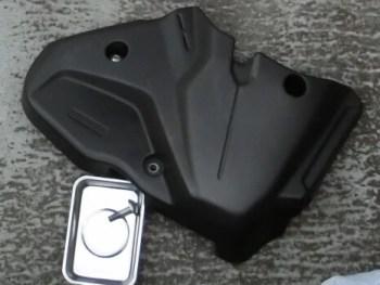 バンディッド1250F・クラッチフルード交換