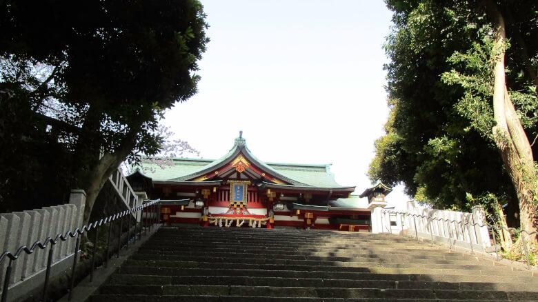 東京都千代田区永田町にある日枝神社