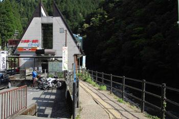道の駅吉野路上北山