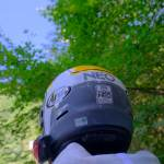 Arai-RAPIDE-NEO-NUMBER WHIT-