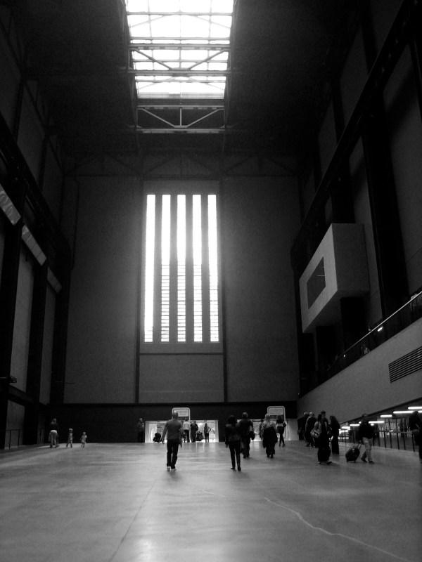 Tate Modern 81 Degrees