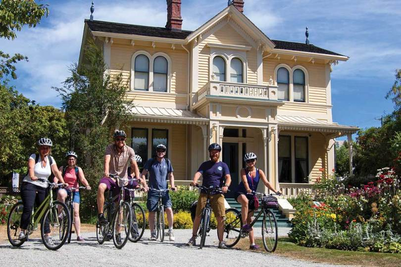 Visit Emily Carr House for a look at how one of Canada's most celebrated artists and authors lived. Photo: Tourism Victoria