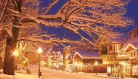 Leavenworth Christmas Lighting Festival Day Trip From ...