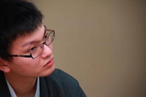 第87期棋聖戦第1局指し直し局 永瀬六段