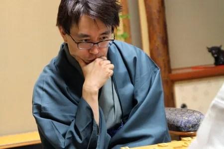 第87期棋聖戦第5局 羽生棋聖