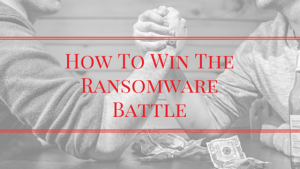 New Ransomware Prevention Software