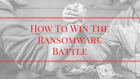 RansomwareBattle