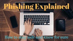 Phishing Explained, how to double-check an email for phishing