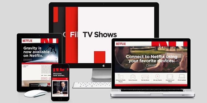 Netflix set a new standard for digital user experience focus. - via Gretel