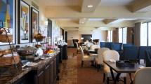 Sheraton Club Lounge Room